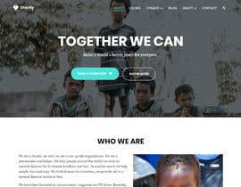 #16 for Design and Word press theme for Charity website by fb5397418a1a315