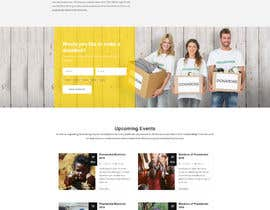 #9 for Design and Word press theme for Charity website by Nibraz098
