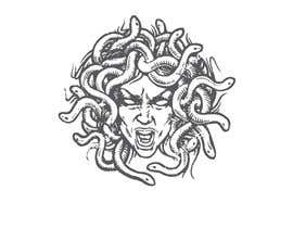 #19 for I need a medusa style logo drawing! Please don't contact if you are not creative! by ah4523072