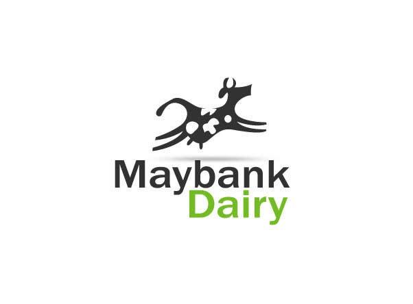 Inscrição nº 111 do Concurso para Logo Design for Maybank Dairy