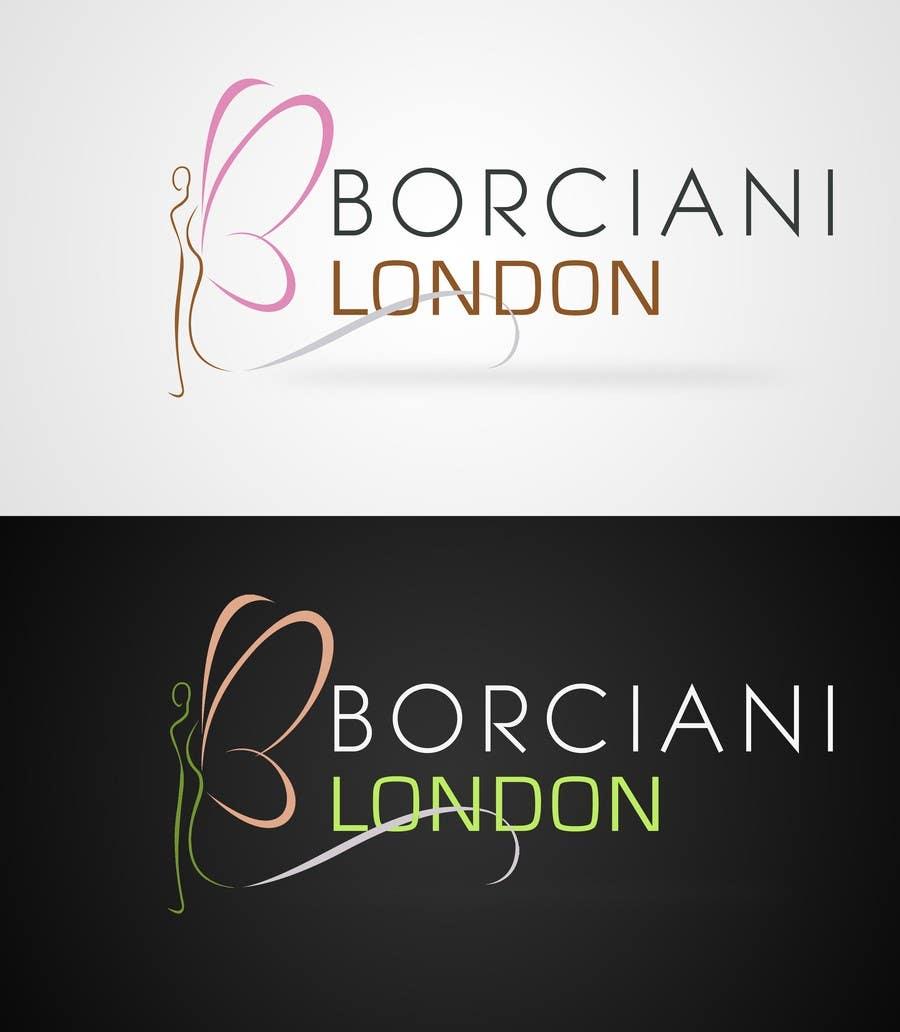Penyertaan Peraduan #                                        8                                      untuk                                         Design a Logo for Borciani London