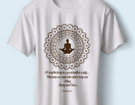 #18 for Yoga Shirt Designs af Shimul8
