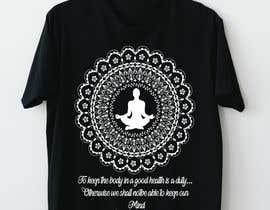 #19 for Yoga Shirt Designs af Shimul8