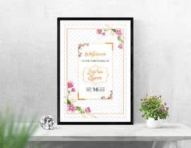 #36 for Editable, Printable, Welcome Sign by naveedahm09
