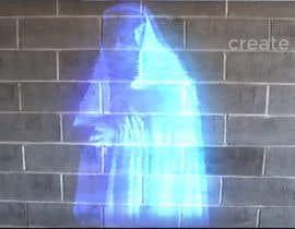 #17 para Insert me into this short Star Wars clip as the hologram por itsumon
