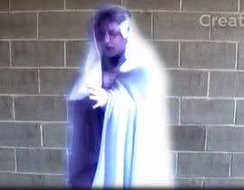 #18 para Insert me into this short Star Wars clip as the hologram por itsumon