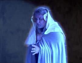 #23 para Insert me into this short Star Wars clip as the hologram por sufizzkl4