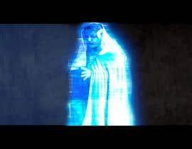 #27 para Insert me into this short Star Wars clip as the hologram por KeyAlpha