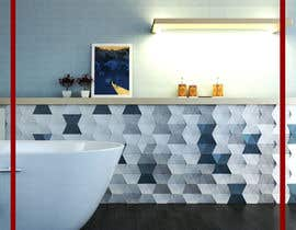 Nro 135 kilpailuun Design of 3D decorative wall tiles made of concrete käyttäjältä besiralwani