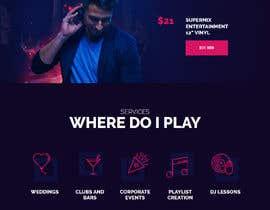 #15 for Wordpress Website for a DJ/Magician af freelancereasin