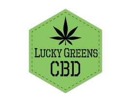 #1327 для Lucky Greens CBD от angadsingh112