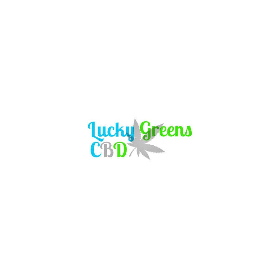 Contest Entry #1154 for Lucky Greens CBD