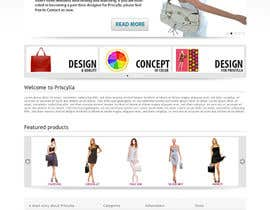 #17 para Website Design for Women's Tote Bags por muresanalexandru