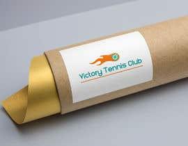 #87 for Logo design for Victory Tennis Club af talha609ss