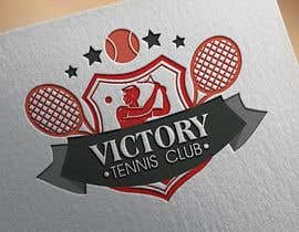 #81 for Logo design for Victory Tennis Club af Areynososoler