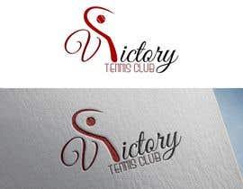#76 for Logo design for Victory Tennis Club af wpandlogodesign