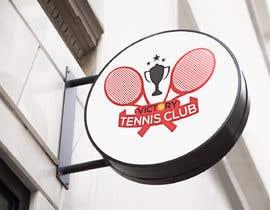 #65 for Logo design for Victory Tennis Club af freelanceshobuj