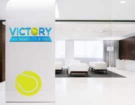 #69 for Logo design for Victory Tennis Club af freelanceshobuj