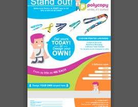 #10 for Create a promotional flyer af ErickML88