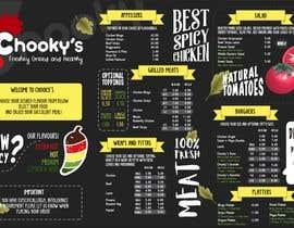 #2 untuk Takeaway shop menu design oleh mondessin