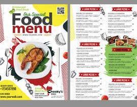 #3 untuk Takeaway shop menu design oleh MdFaisalS