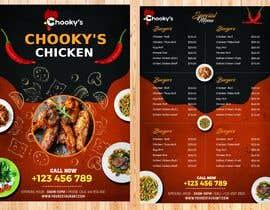 #12 untuk Takeaway shop menu design oleh ashswa