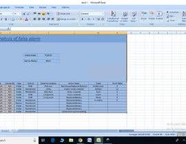 #11 for Creating Excel templates for smart tracking af mariaamjad85