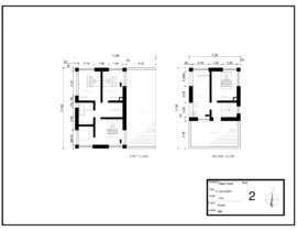 #22 for Create a house plan af Akeller21