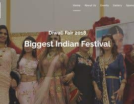 #5 for Diwali Fair Website by nithyar12