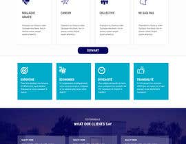 #42 for Redesign our main web page by irfananis07