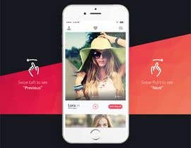 #9 for Redesign of dating app main page by aleemnaeem