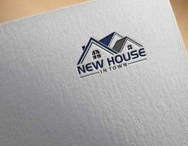 nº 316 pour New House In Town - Real estate agency logo par mcx80254