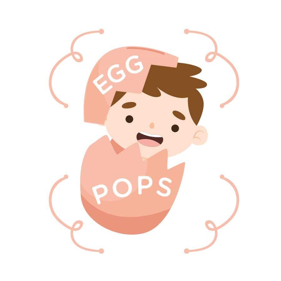 Konkurrenceindlæg #23 for Design Logo for Egg Pops