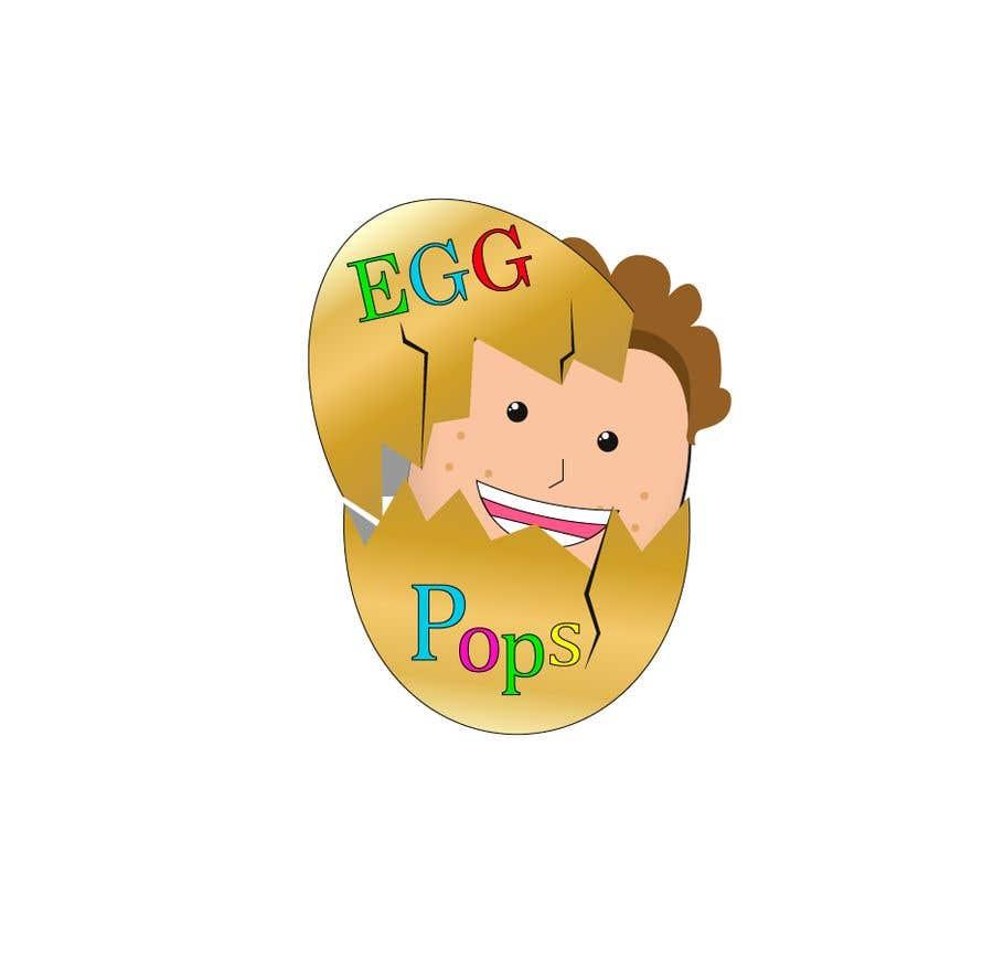 Konkurrenceindlæg #64 for Design Logo for Egg Pops