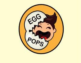 #92 for Design Logo for Egg Pops af Uzairbar