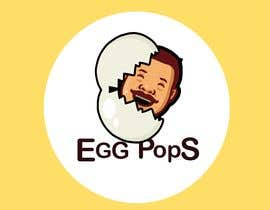 #93 for Design Logo for Egg Pops by Uzairbar