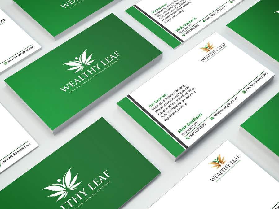 Proposition n°276 du concours Wealthy Leaf needs business cards