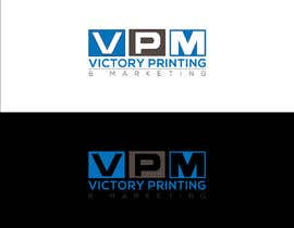 nº 133 pour Logo for a printing and marketing business par devidluis83