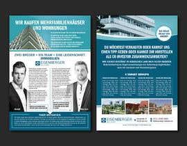 Nro 118 kilpailuun Flyer Design for Real Estate Agent käyttäjältä karimulgraphic