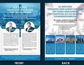 Nro 77 kilpailuun Flyer Design for Real Estate Agent käyttäjältä satishandsurabhi