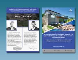 Nro 121 kilpailuun Flyer Design for Real Estate Agent käyttäjältä rashida99