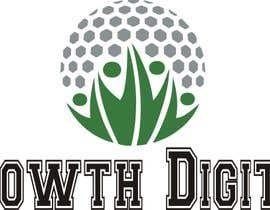 #178 for Logo for Digital Maketing Agency (Name: Growth Digital) af vsfdigitizingcom