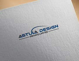 #80 for Company Name : ASTULA DESIGN PRIVATE LIMITED by shoheda50
