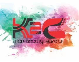 nº 37 pour the company is called K2C, Hair - Makeup - beauty should sit under the logo please look at attachments for ideas of what I am after. par mohsinsdk