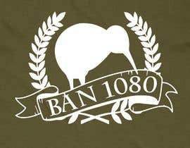 #4 for Ban 1080 logo by najmulkobir