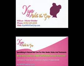 #28 для Need LOGO & BUSINESS CARD Design for a Salon от alaayassin90