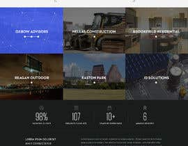 #39 for Create a design for a company website by SimranChandok