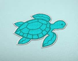 #58 , Loggerhead sea turtle logo 来自 zainuldz
