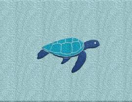 #118 , Loggerhead sea turtle logo 来自 domainbandit