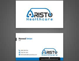#37 for Design a nice business card and Suggest a Punch to go with it. by naveed786logicte